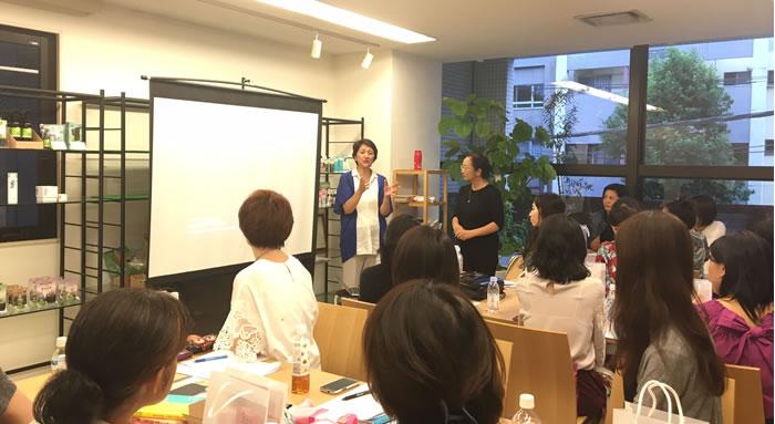 「第2回 デリケートゾーンケア プロフェッショナルアンバサダー講座」を開催いたしました。