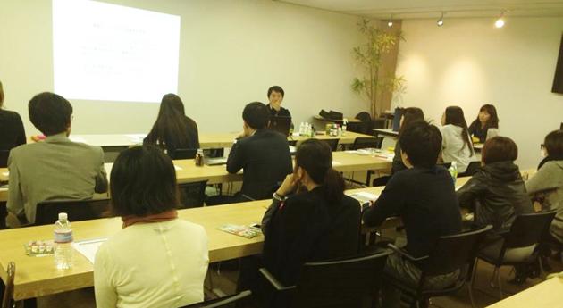 ジャパンコスメティックアカデミー主催 イベントにて代表高倉が講演
