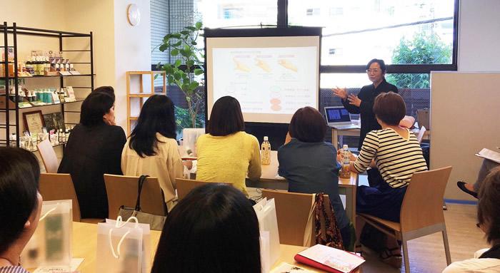 「第1回 デリケートゾーンケア プロフェッショナルアンバサダー講座」を開催いたしました。