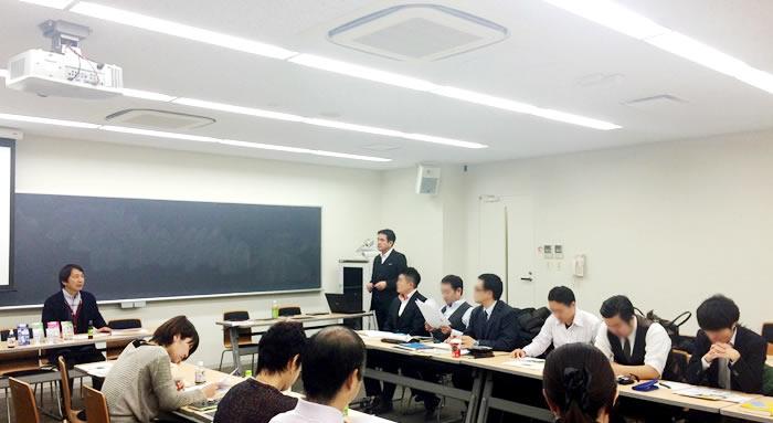 立教大学ビジネススクールにて、 代表高倉が登壇させていただきました。