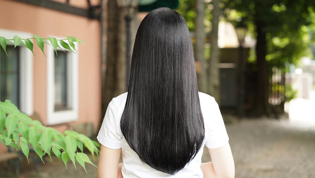 プロのヘアパーツモデルが感じた〈余[yo]〉の魅力|Silk Hair Parts Model Agency 所属 Kaho さん